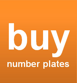 Buy personalised number plate