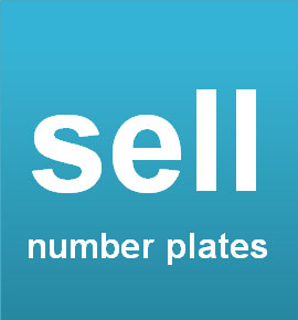 Sell my number plate