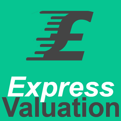 Number plate express valuation