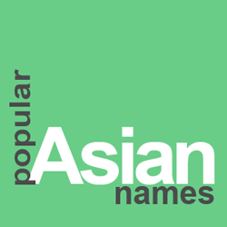 number plate ideas Asian names