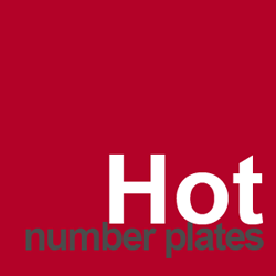 hot number plates