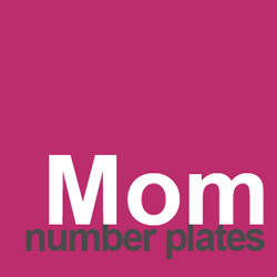 mom number plates