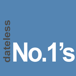 dateless No.1 number plates