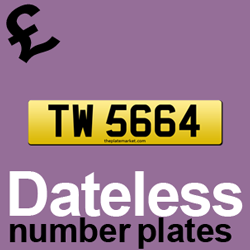 cheap personalised number plates under 99 the plate market. Black Bedroom Furniture Sets. Home Design Ideas